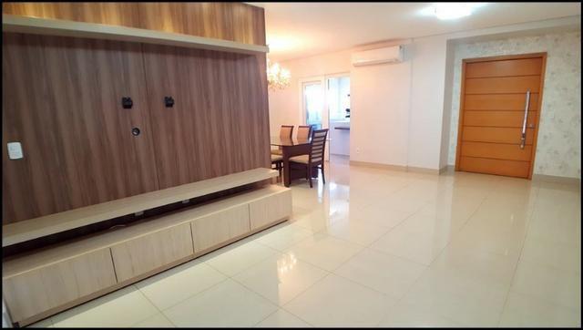 Apartamento 4 Suítes, 168 m², semi mobiliado na 206 sul - San Martin - Alto Padrão