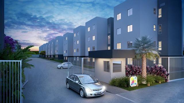 Apartamentos Novos de 2 Quartos em Planaltina DF | Minha Casa Minha Vida Parcelas R$399 - Foto 2