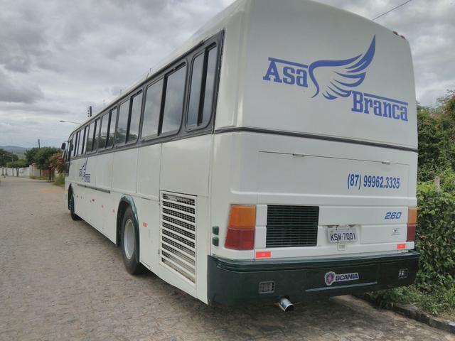 Ônibus de turismo viaggio 92