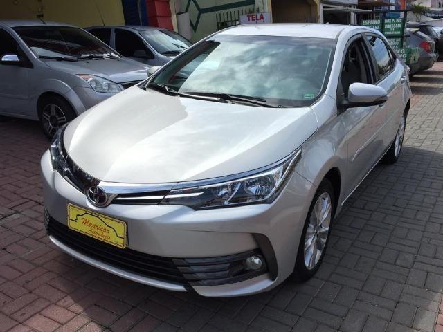 Toyota Corolla XEI 2.0 Flex 2018 Completo CVT !!!