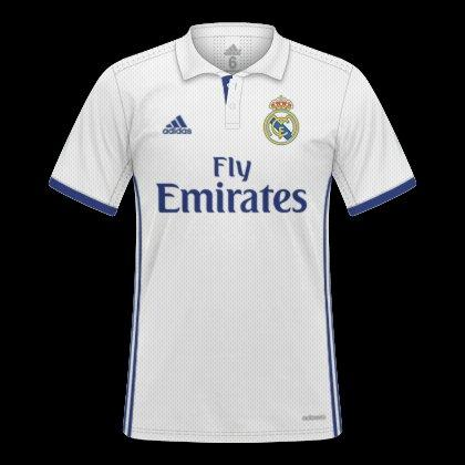 Camisa Real Madrid 2016 CR7