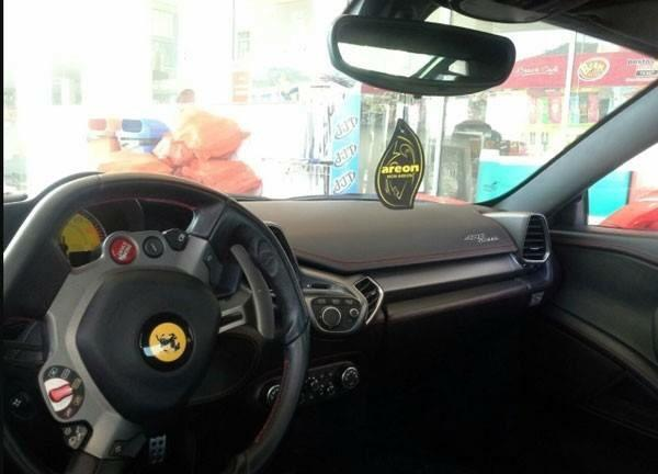 Conheça o Aromatizante automotivo número 1 na Europa! 92 99425-7023