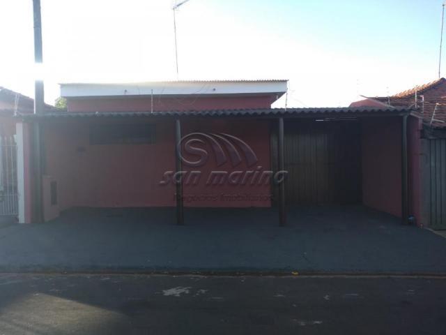 Casa à venda com 1 dormitórios em Jardim patriarca, Jaboticabal cod:V4220