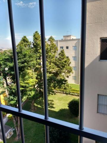 Apartamento à venda com 2 dormitórios em Jardim california, Jacarei cod:V2699 - Foto 13