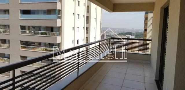Apartamento à venda com 3 dormitórios em Jardim paulista, Ribeirao preto cod:V26852 - Foto 2
