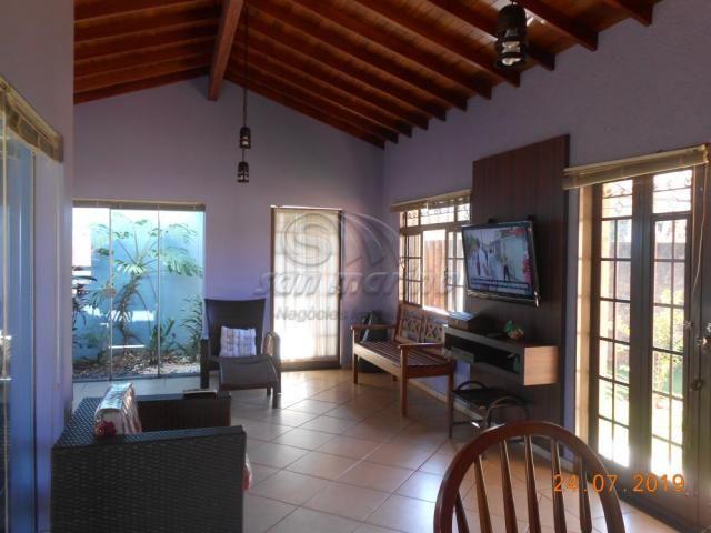 Casa à venda com 3 dormitórios em Cidade alta, Jaboticabal cod:V1490 - Foto 14