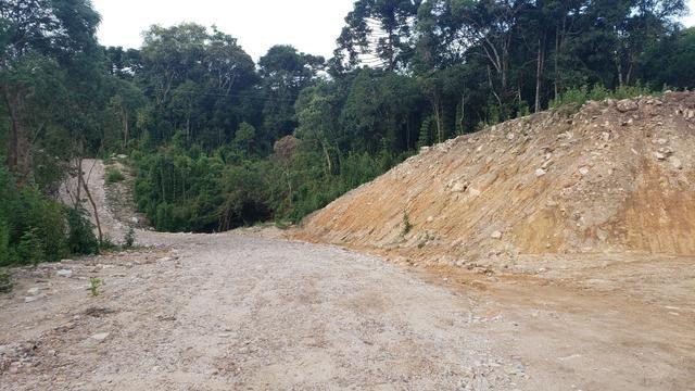 Chácara Agudos do Sul - 50 mts da Br c/ Tanque e rio - Foto 2