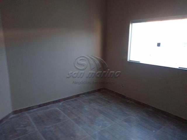 Casa à venda com 2 dormitórios em Parque das araras, Jaboticabal cod:V4263 - Foto 4