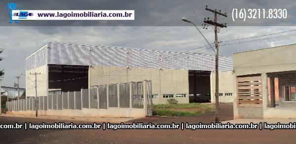 Galpão/depósito/armazém à venda em Centro, Cravinhos cod:V67370