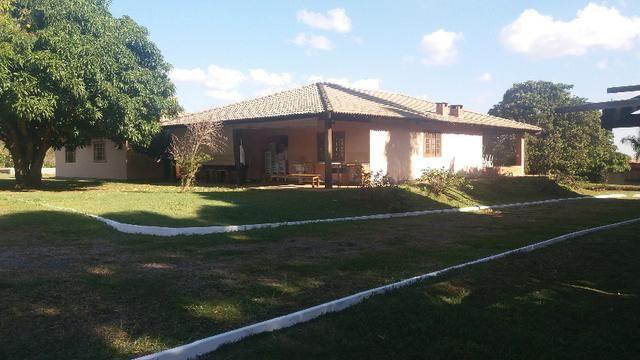 Alugo Sitio: Piscina|Campo Futebol\ Churrasqueira\ Qd. de Voley Ponte Alta - Gama - Foto 11