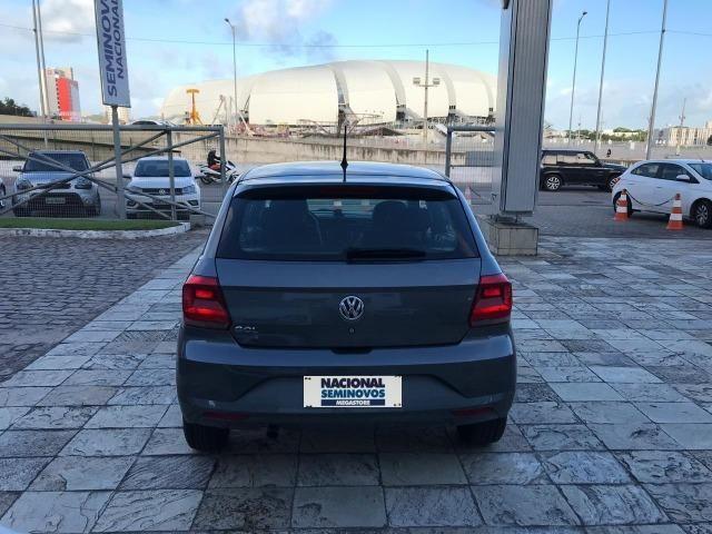 VW Gol 1.6 MSI Trendline 2018 - Foto 6