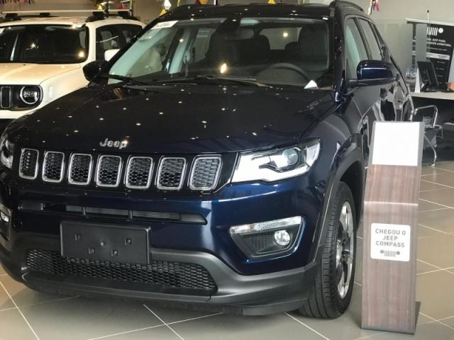 JEEP  COMPASS 2.0 16V FLEX LONGITUDE 2019 - Foto 4