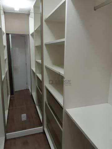 Apartamento com 3 dormitórios à venda, 92 m² por r$ 859.000,00 - fazenda são quirino - cam - Foto 10