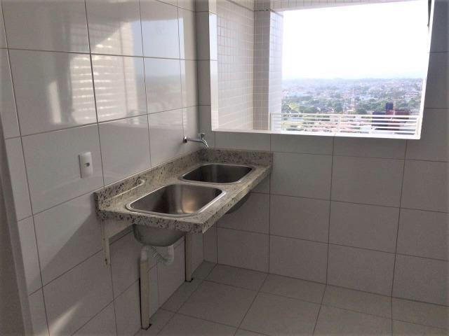 Excelente apartamento com 3 suítes em lagoa nova - Foto 18