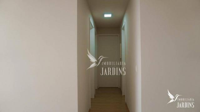 Apartamento com 3 dormitórios para alugar, 70 m² por r$ 1.400,00/mês - centro - londrina/p - Foto 5