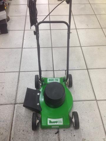 Máquina / carrinho cortar grama 1800 wats TRAPP bivolt