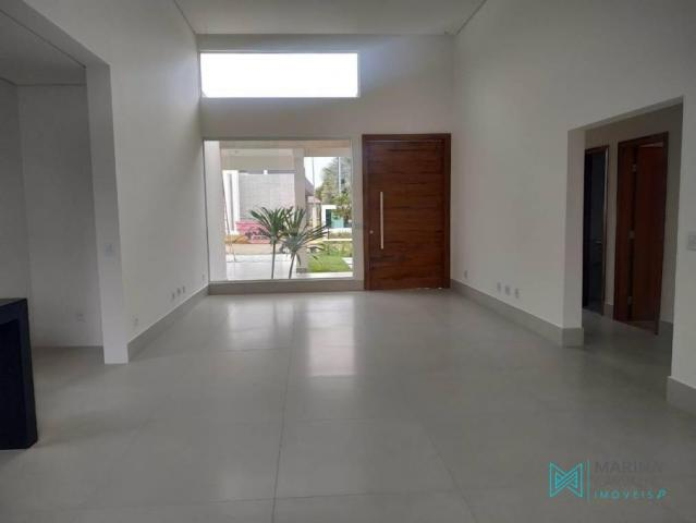 Casa com 2 dormitórios à venda, 242 m² por r$ 1.200.000 - condomínio veredas da lagoa - la - Foto 6