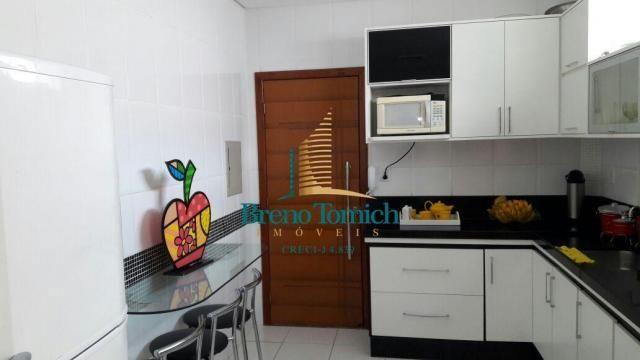 Cobertura com 3 dormitórios à venda, 313 m² por r$ 830.000 - ipiranga - teófilo otoni/mg - Foto 9