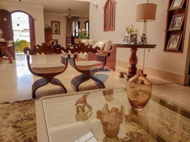 Casa com 4 dormitórios à venda, 400 m² por r$ 890.000 - capim macio - natal/rn - Foto 10