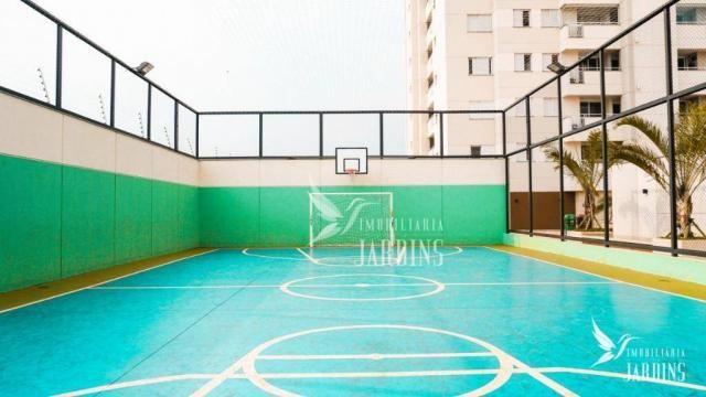Apartamento com 3 dormitórios para alugar, 70 m² por r$ 1.400,00/mês - centro - londrina/p - Foto 7