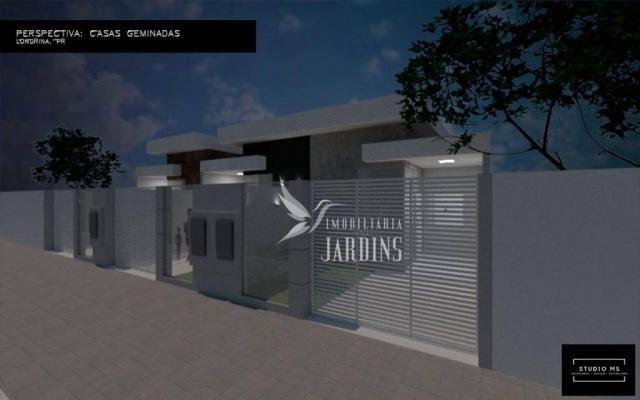Casa com 2 dormitórios à venda, 68 m² por R$ 190.000 - Columbia - Londrina/PR - Foto 6