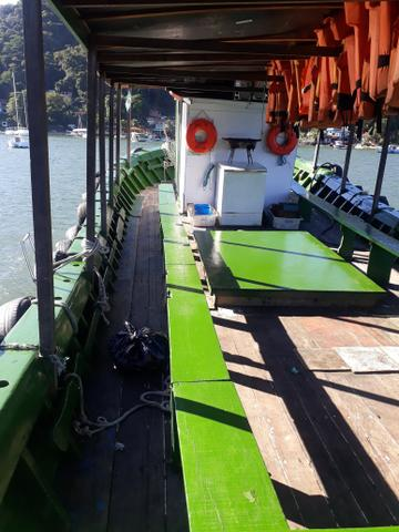 Traineira com 12metros de comprimento por 4 de largura - Foto 2