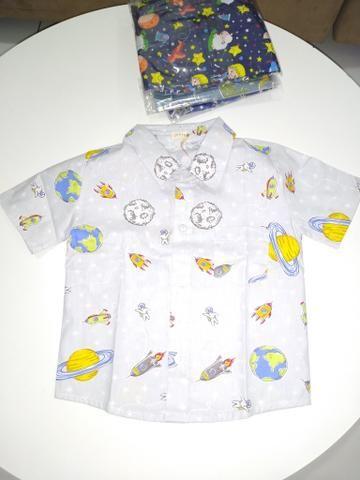 Camisas infantil - Foto 3