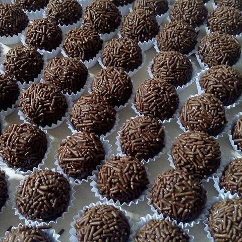 Promoção 200 doces para festa por R$ 100,00