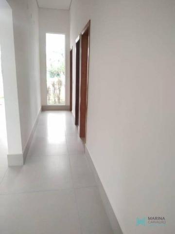 Casa com 2 dormitórios à venda, 242 m² por r$ 1.200.000 - condomínio veredas da lagoa - la - Foto 7