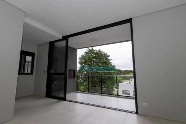 Apartamento com 3 dormitórios à venda, 118 m²- Mercês - Curitiba/PR - Foto 19