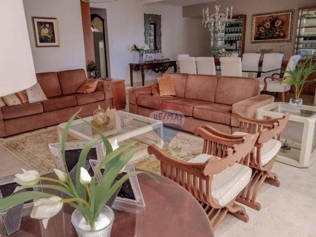 Casa com 4 dormitórios à venda, 400 m² por r$ 890.000 - capim macio - natal/rn - Foto 11