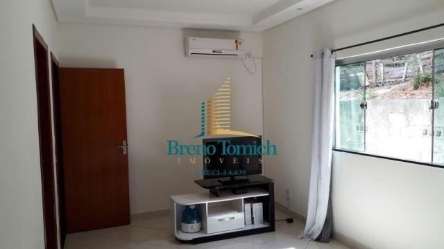 Cobertura com 3 dormitórios à venda, 313 m² por r$ 830.000 - ipiranga - teófilo otoni/mg - Foto 16