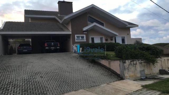 Casa com 5 dormitórios à venda, 360 m² - condomínio parque vale dos lagos - jacareí/sp - Foto 4