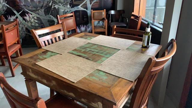 Mesas madeira demolição - Foto 3