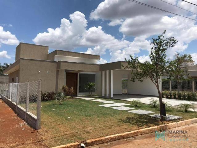 Casa com 2 dormitórios à venda, 242 m² por r$ 1.200.000 - condomínio veredas da lagoa - la