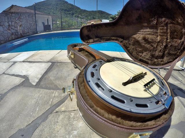 Banjo Dell Vecchio IMPECÁVEL - Foto 4