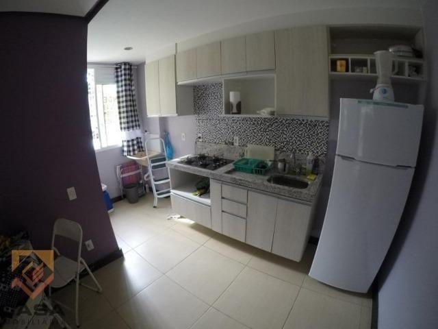 F.M -Para sair do aluguel!!! Apto com 2 quartos, 600m de Manguinhos. Vila Geriba - Foto 3