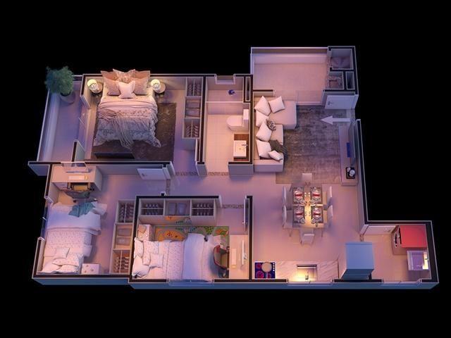 Apartamento à venda com 3 dormitórios em Costa e silva, Joinville cod:8902 - Foto 11