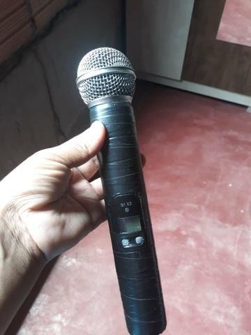 Vendo microfone shure beta - Foto 3