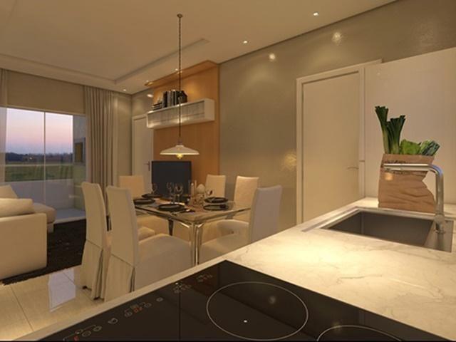 Apartamento à venda com 3 dormitórios em Costa e silva, Joinville cod:8902 - Foto 3