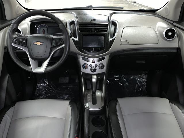 Chevrolet tracker ltz 2014/2014 c/ teto solar extra!!! - Foto 16