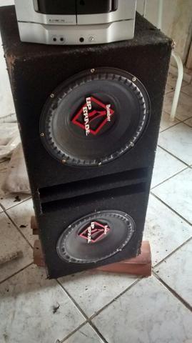 Duas caixa de som - Foto 3