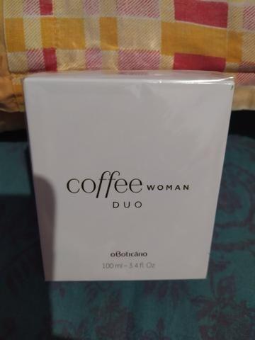 Perfume oBoticário coffe duo. Novo lacrado