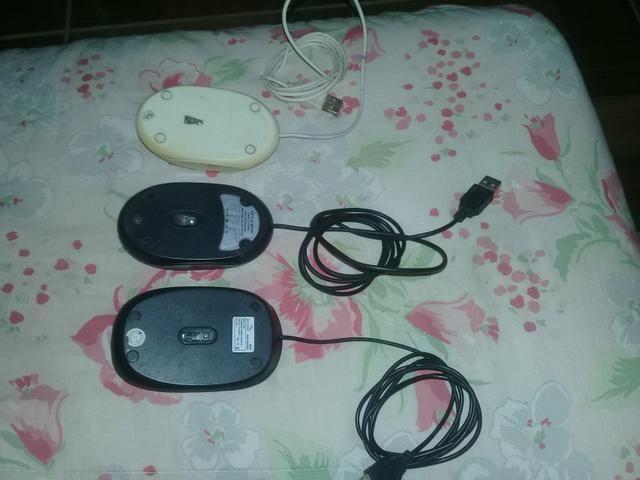 3 mouses (Leia a descrição)