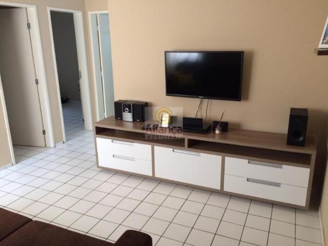 Apartamento para alugar com 2 dormitórios em Cidade satélite, Natal cod:LA-11029 - Foto 6