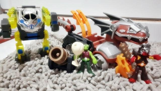 Brinquedos diversos - imaginext
