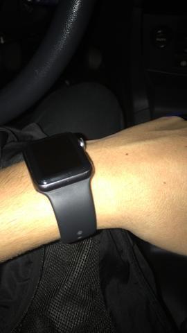Somente venda! Apple Watch série 3 38mm - Foto 4