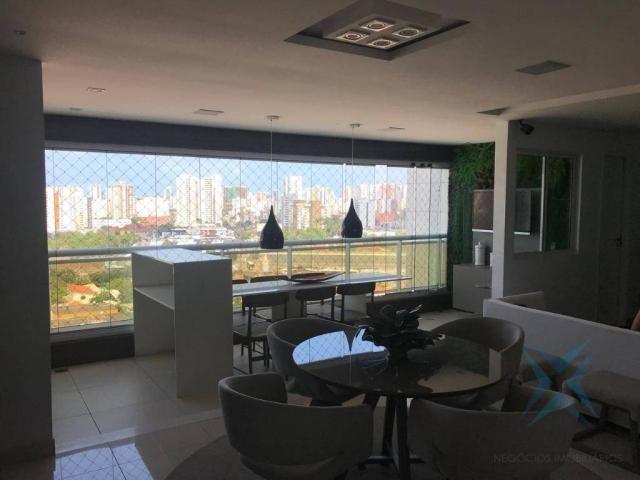 Apartamento com 3 dormitórios à venda, 152 m² por r$ 1.530.000 - aldeota - fortaleza/ce - Foto 2