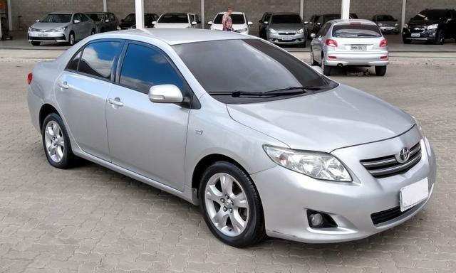 Toyota Corolla Xei 1.8 Automático 2009 Blindado
