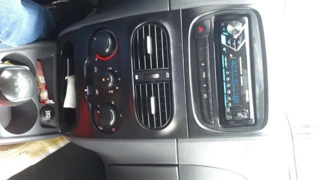 Vendo Fiat Strada 1.4 Cabine dupla impecável. - Foto 7